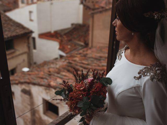 La boda de Francisco y María en Arnedo, La Rioja 12