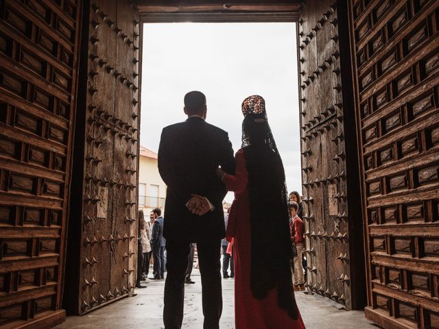 La boda de Francisco y María en Arnedo, La Rioja 17