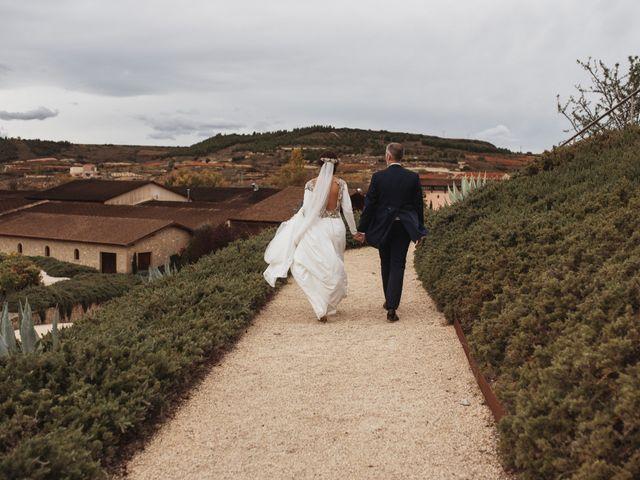 La boda de Francisco y María en Arnedo, La Rioja 34