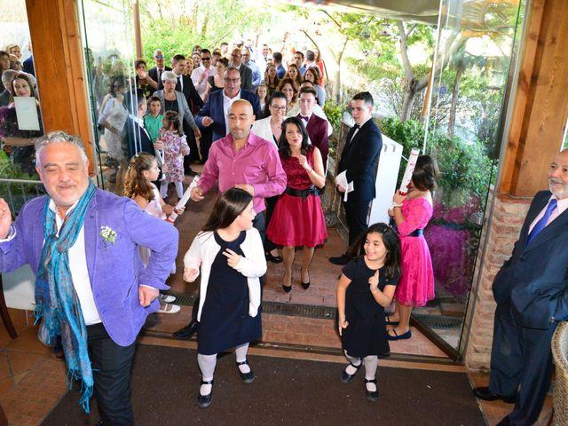La boda de Albert y Judith en Polinya, Barcelona 1