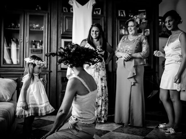 La boda de Antonio y María del Carmen en La Parra, Badajoz 10