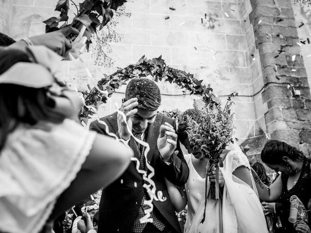 La boda de Antonio y María del Carmen en La Parra, Badajoz 26