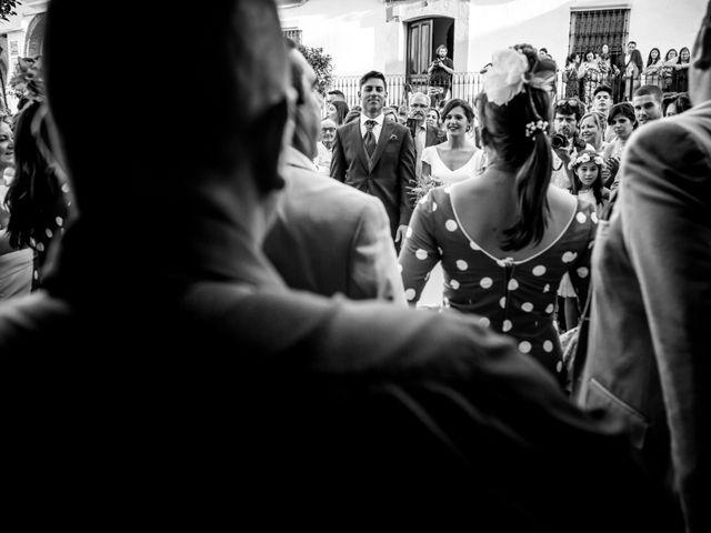 La boda de Antonio y María del Carmen en La Parra, Badajoz 27
