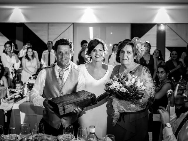 La boda de Antonio y María del Carmen en La Parra, Badajoz 30