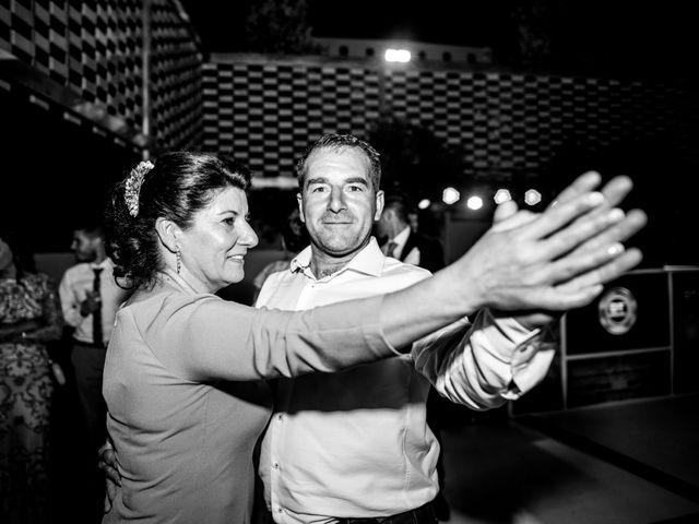 La boda de Antonio y María del Carmen en La Parra, Badajoz 43