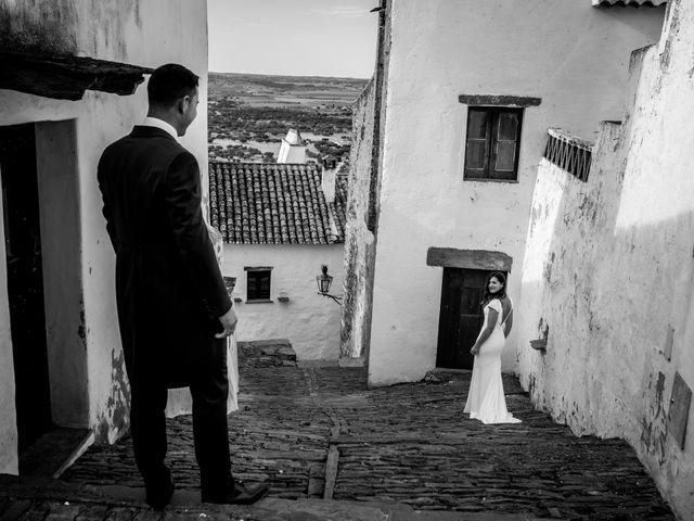 La boda de Antonio y María del Carmen en La Parra, Badajoz 49