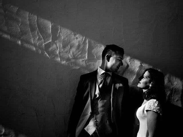La boda de Antonio y María del Carmen en La Parra, Badajoz 50