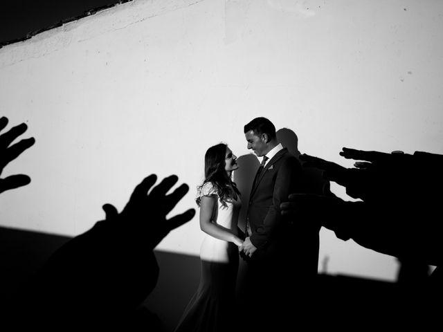 La boda de Antonio y María del Carmen en La Parra, Badajoz 52