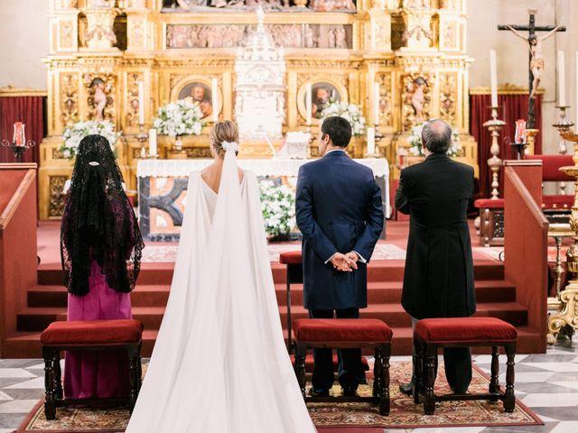 La boda de Maria y Miguel en Alcala De Guadaira, Sevilla 33