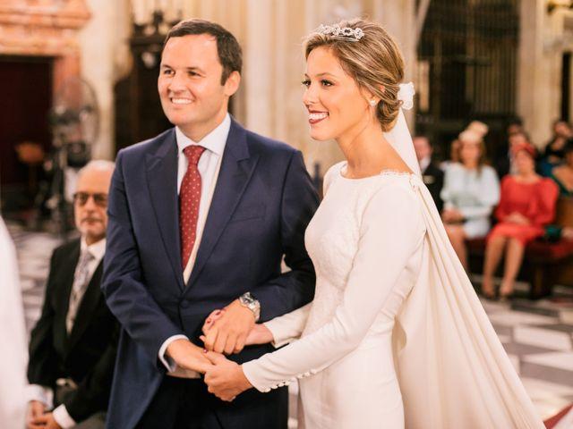 La boda de Maria y Miguel en Alcala De Guadaira, Sevilla 34