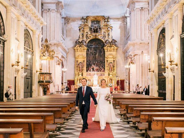 La boda de Maria y Miguel en Alcala De Guadaira, Sevilla 40
