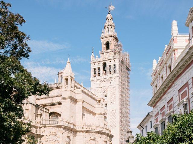 La boda de Maria y Miguel en Alcala De Guadaira, Sevilla 52