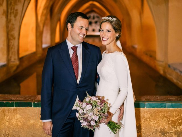La boda de Maria y Miguel en Alcala De Guadaira, Sevilla 1