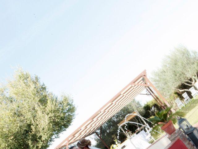 La boda de Rocío y Pedro en Carmona, Sevilla 14