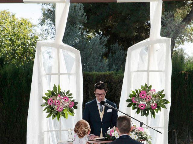 La boda de Rocío y Pedro en Carmona, Sevilla 15