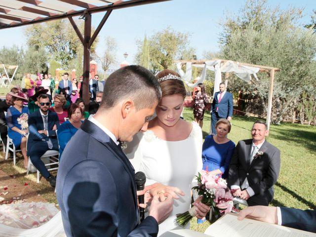 La boda de Rocío y Pedro en Carmona, Sevilla 16