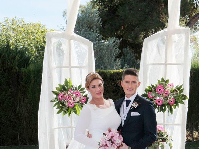 La boda de Rocío y Pedro en Carmona, Sevilla 18