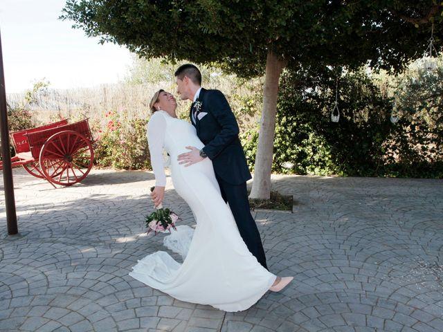 La boda de Rocío y Pedro en Carmona, Sevilla 20