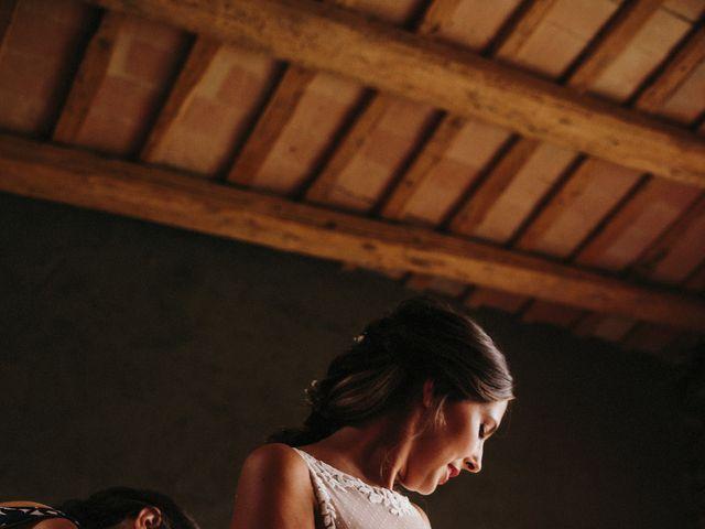 La boda de Pol y Elisenda en Arbucies, Girona 9