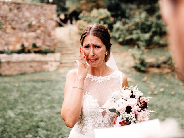 La boda de Pol y Elisenda en Arbucies, Girona 15