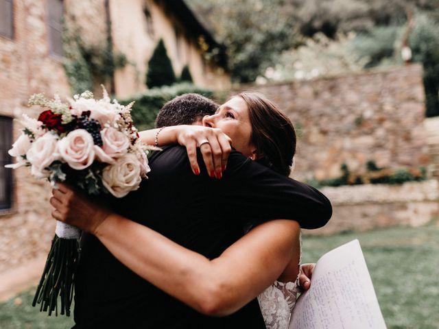 La boda de Pol y Elisenda en Arbucies, Girona 16