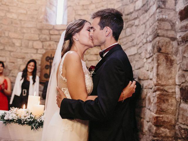 La boda de Pol y Elisenda en Arbucies, Girona 18