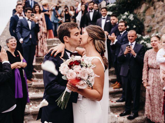 La boda de Pol y Elisenda en Arbucies, Girona 20
