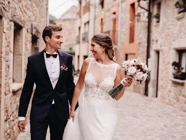La boda de Pol y Elisenda en Arbucies, Girona 22