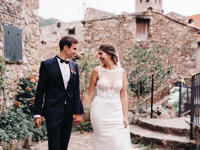 La boda de Pol y Elisenda en Arbucies, Girona 27