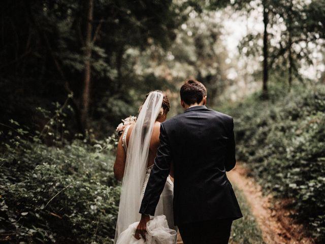 La boda de Pol y Elisenda en Arbucies, Girona 1