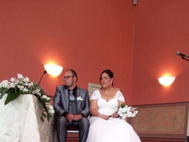 La boda de Jessica y Alberto en Caldes De Montbui, Barcelona 17