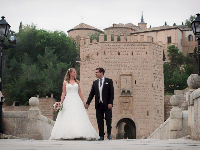 La boda de Pablo y Vanesa en Mora, Toledo 36