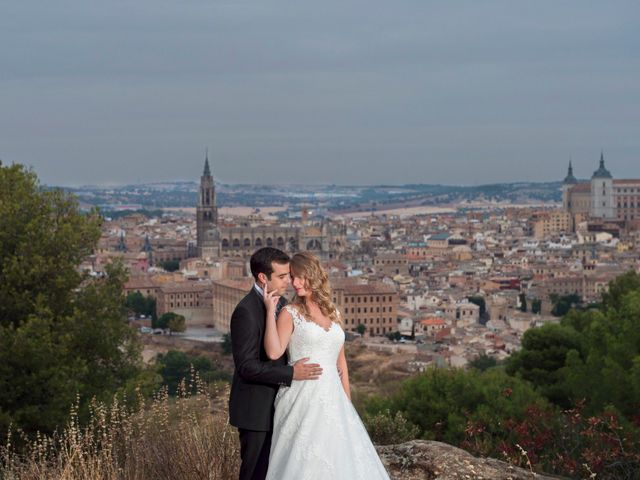 La boda de Pablo y Vanesa en Mora, Toledo 38