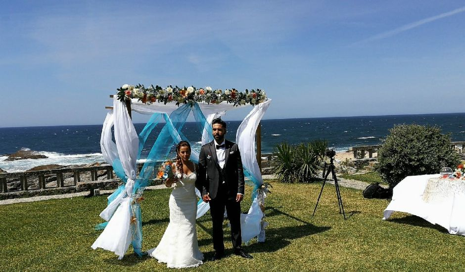 La boda de David y Vane en Oia, Pontevedra