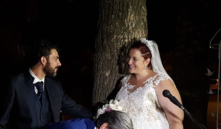 La boda de Lalu y Rosa en Santiponce, Sevilla