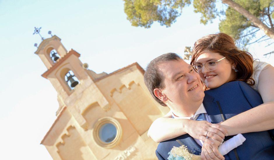 La boda de Luis y Anna en Montcada I Reixac, Barcelona