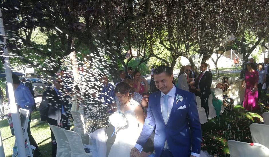 La boda de Sergio y Sandra en Segovia, Segovia