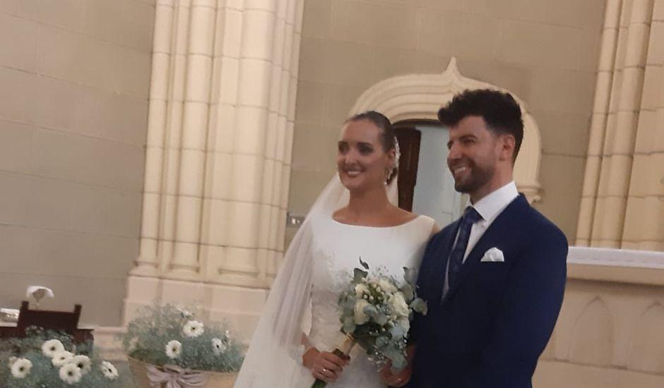La boda de Luis y Sonia en Villafranca De Los Barros, Badajoz