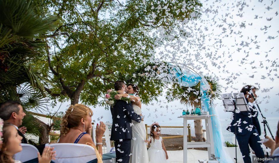 La boda de Saul y Ana en Benalmadena Costa, Málaga