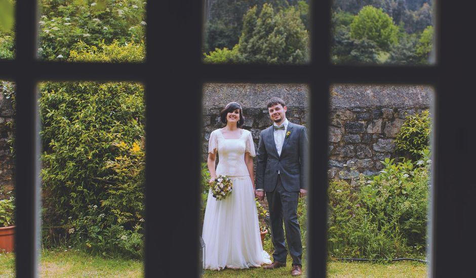 La boda de Adri y Aida en Villaviciosa, Asturias