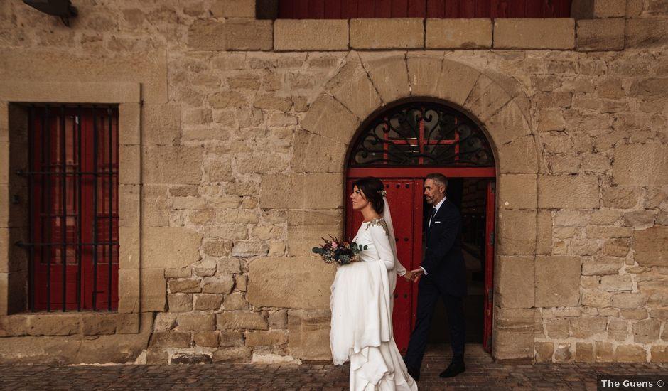 La boda de Francisco y María en Arnedo, La Rioja