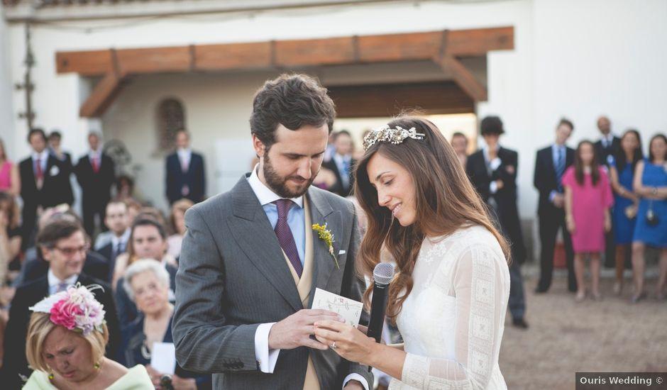 La boda de Daniel y Angelica en Galapagar, Madrid
