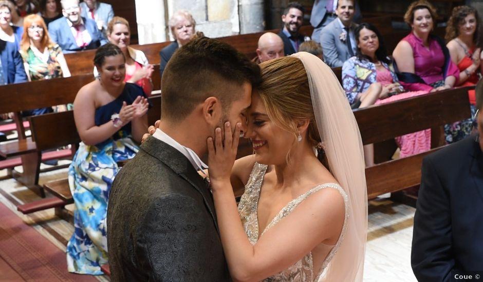 La boda de Rocío y Oscar en Isla, Cantabria