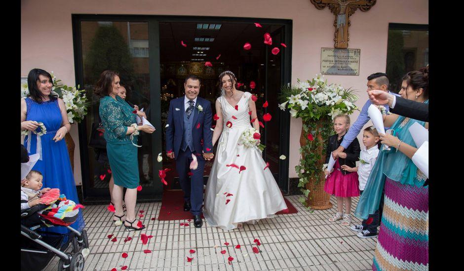 La boda de José María  y Raluca en Oviedo, Asturias