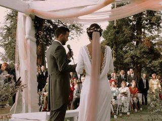 La boda de Carla y Hugo 1