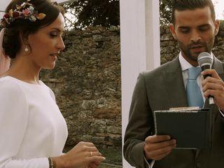 La boda de Carla y Hugo 2