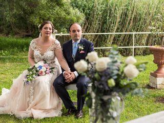 La boda de Alexandra  y Martín  2