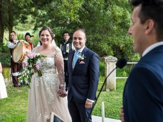 La boda de Alexandra  y Martín
