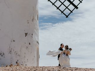 La boda de Beatriz y Valentín