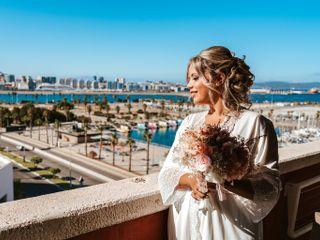 La boda de Trini y Rafa 1